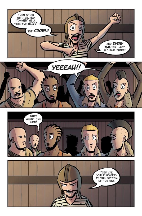 josh ulrich jackie rose air pirates adventure sky pirates comics web comics webcomics